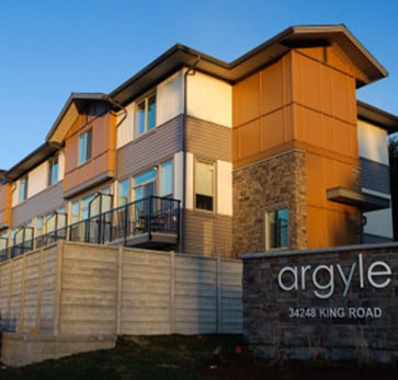 Argyle Townhomes